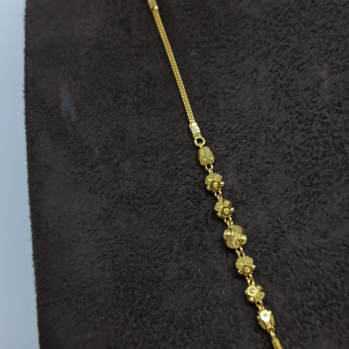 Amrutha Bead Chain Necklace