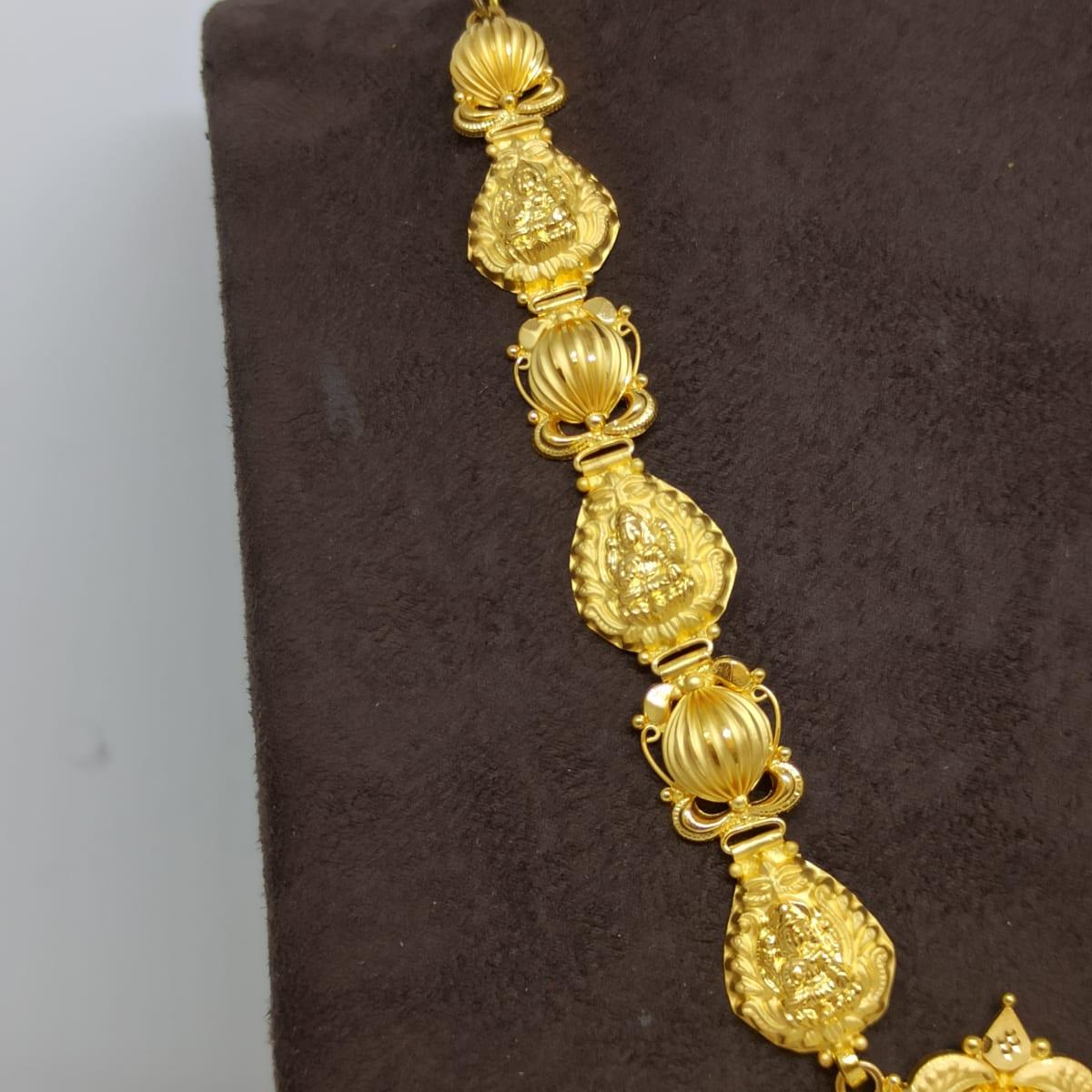 Sri Lakshmi Traditional Necklace