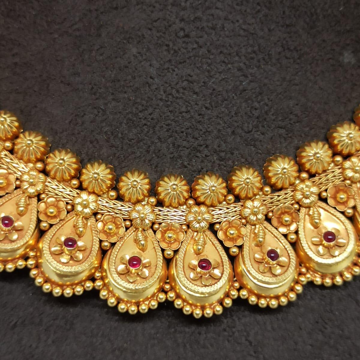 Janki Traditional Necklace