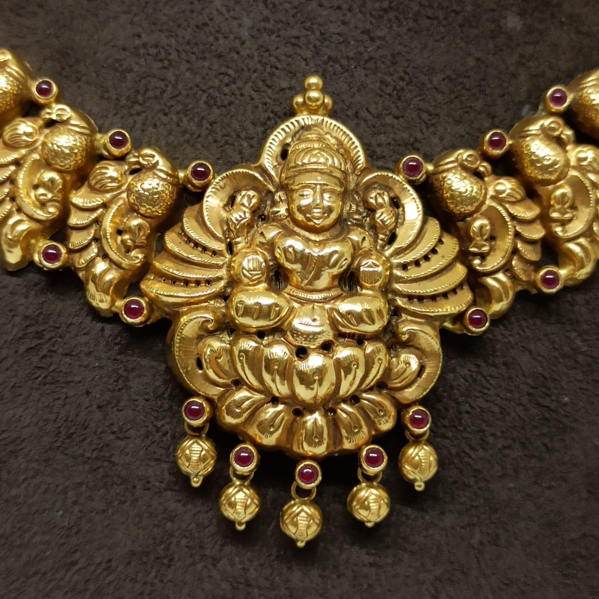 Ella Antique Necklace