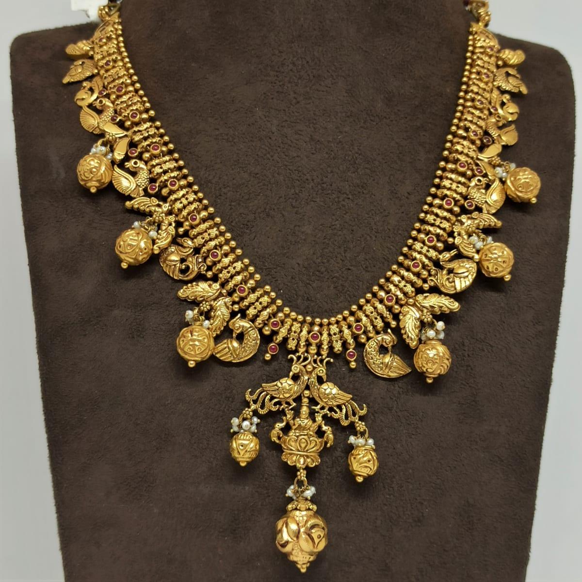 Maahira Antique Necklace
