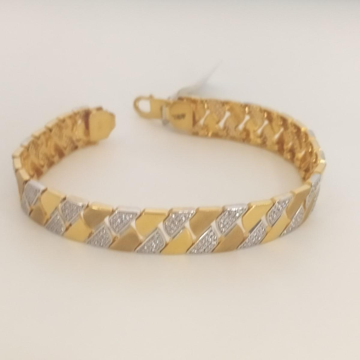 Plain Cz Bracelet