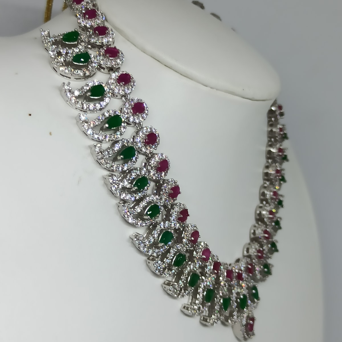 Antique Stone Necklace