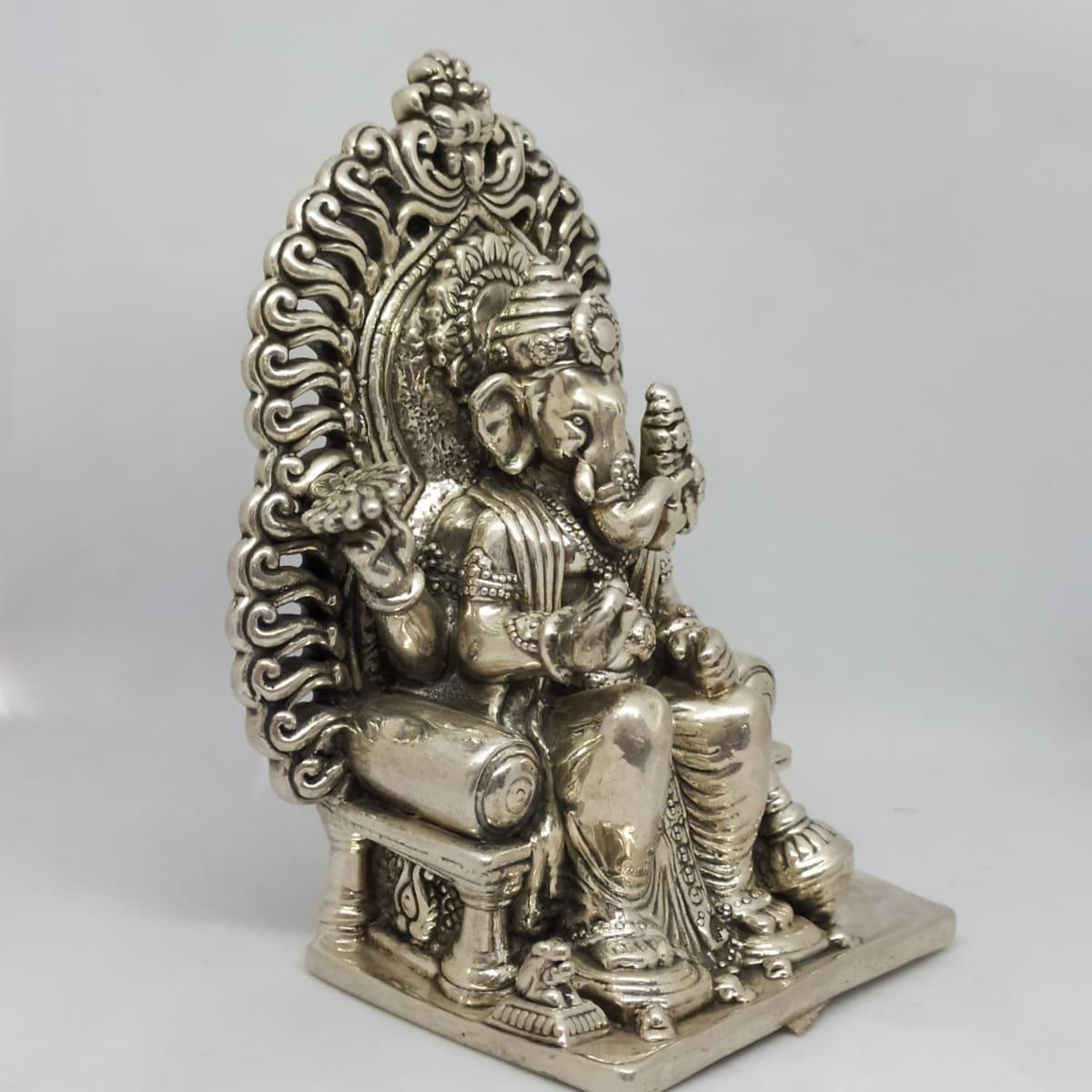Antique Ganesha Idol