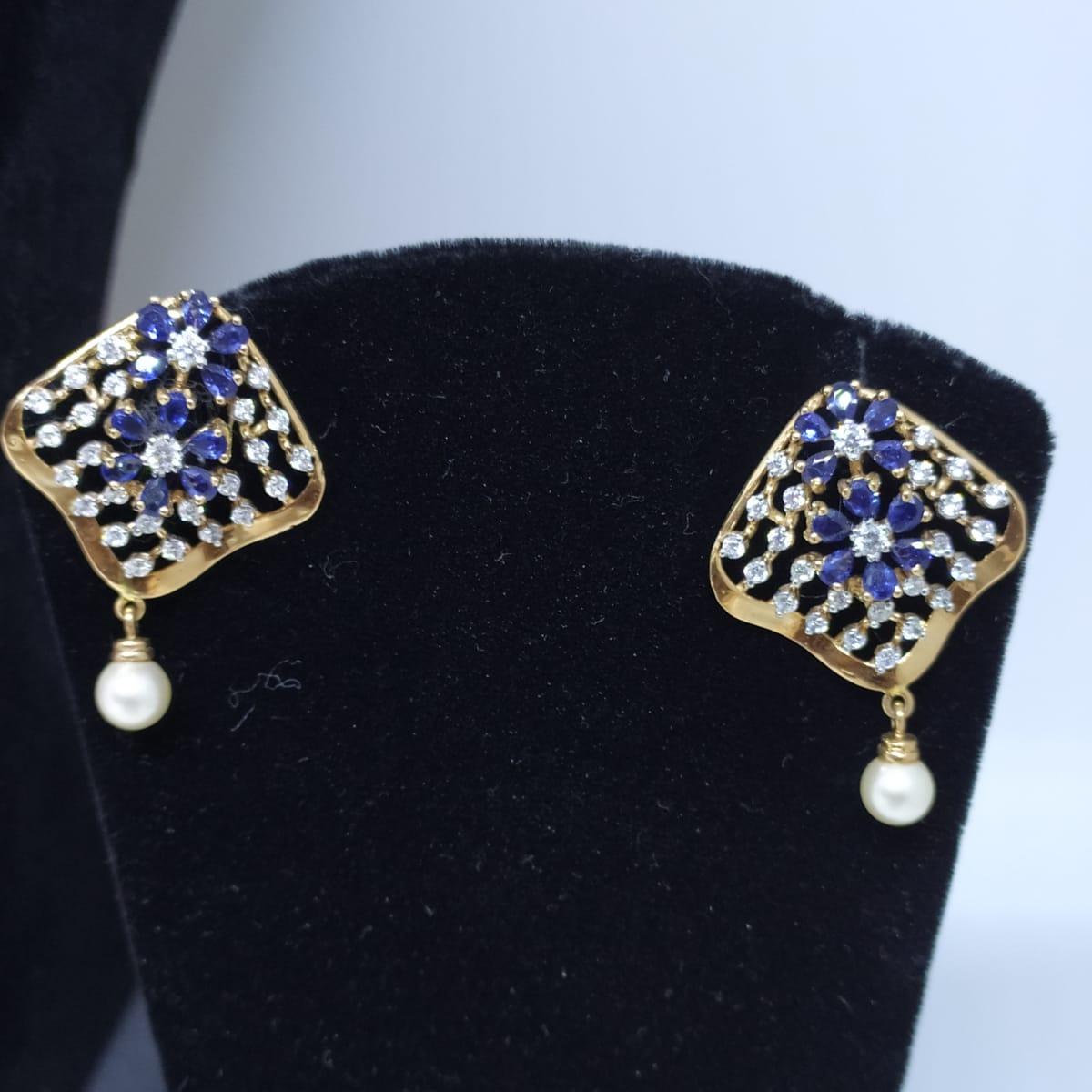 Rosegold Necklace Set