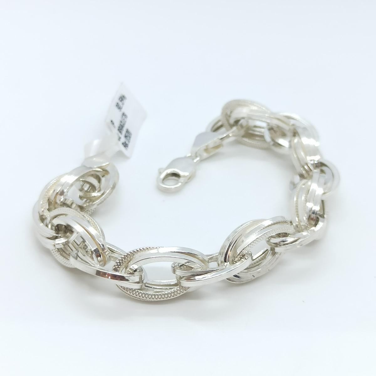 Indo Silver Bracelet