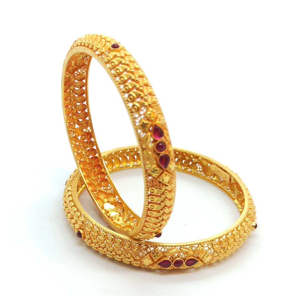 Lily Traditional Bangles