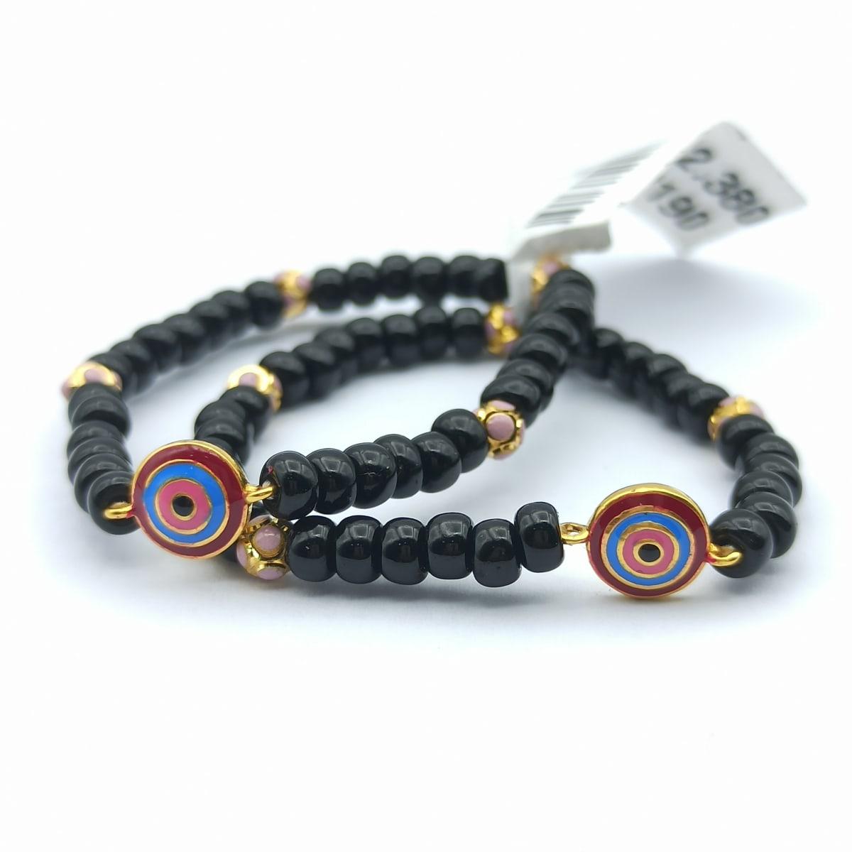 Color Circles Kid Bracelet