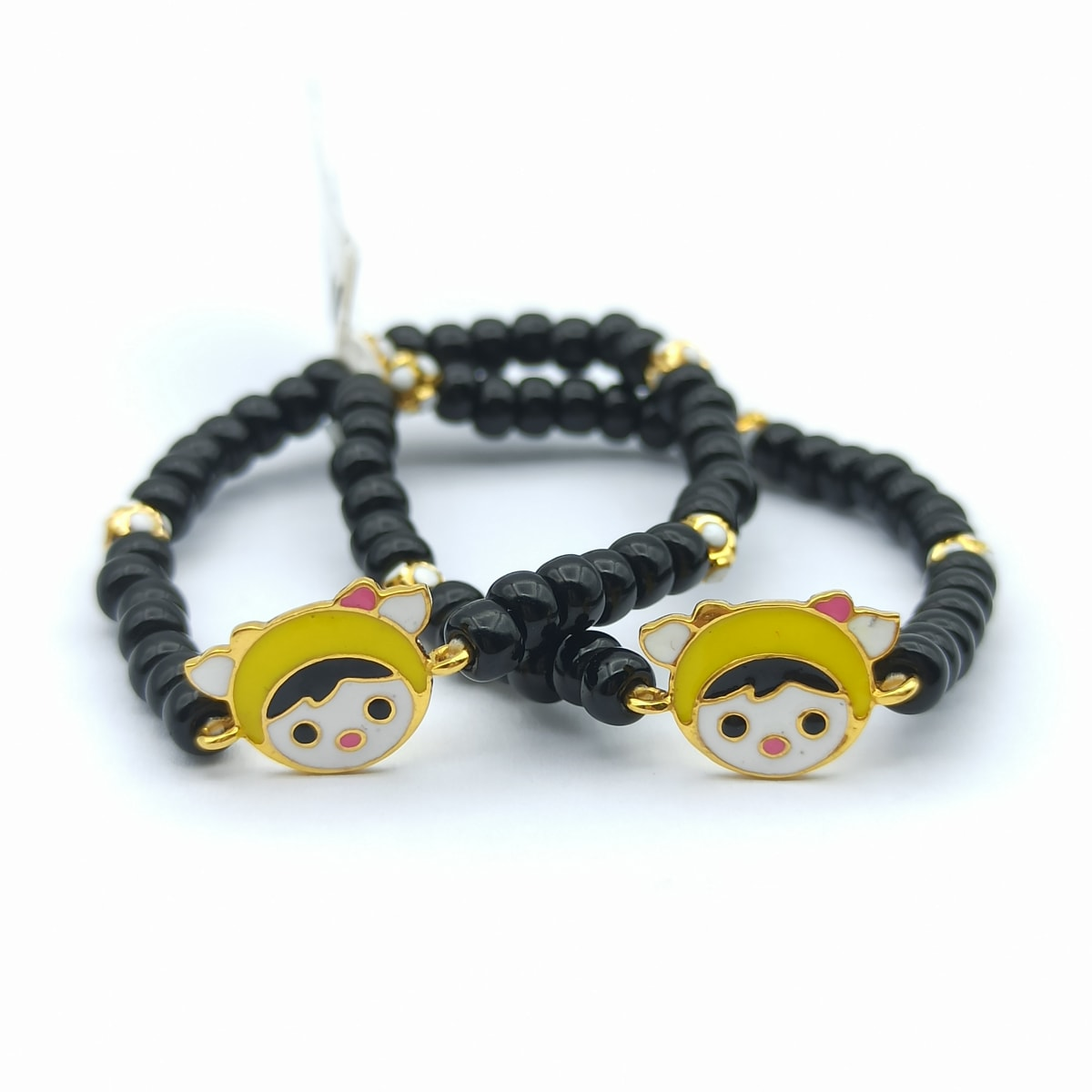 Yellow Ship Kid Bracelet