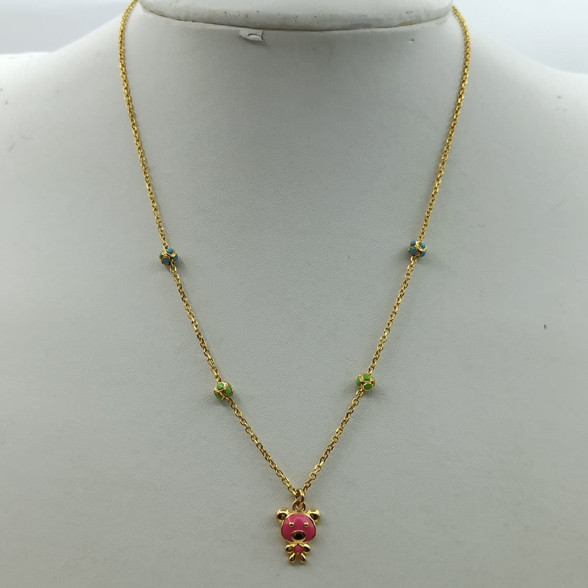 Pink Doll Chains