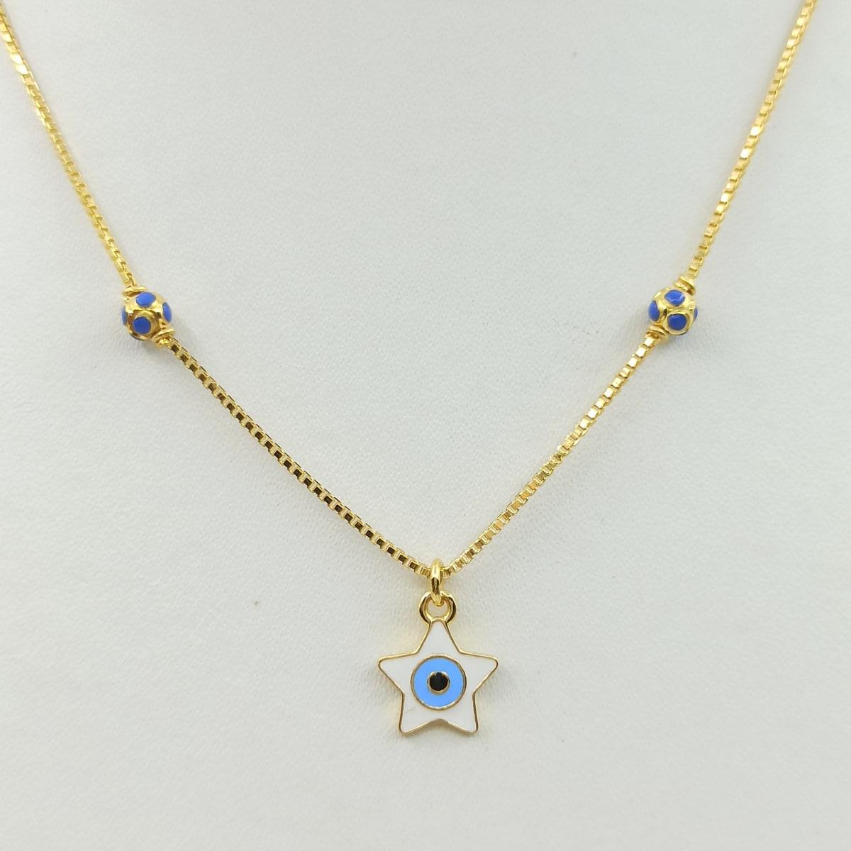 Blue Star Chain