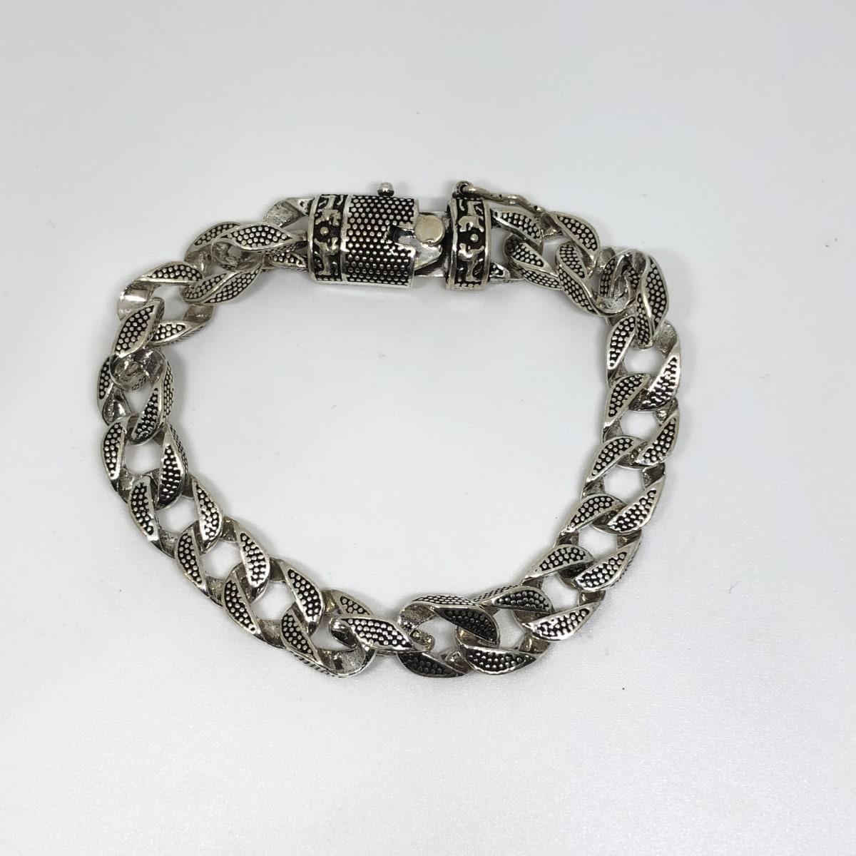 Antique Chain Bracelet