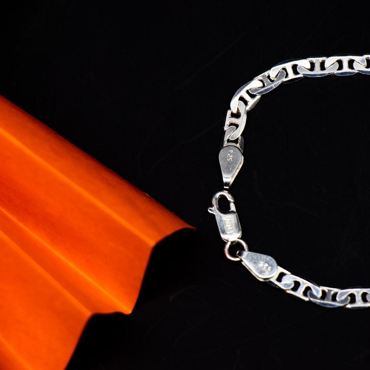 925 Silver Silver Innocence Bracelet