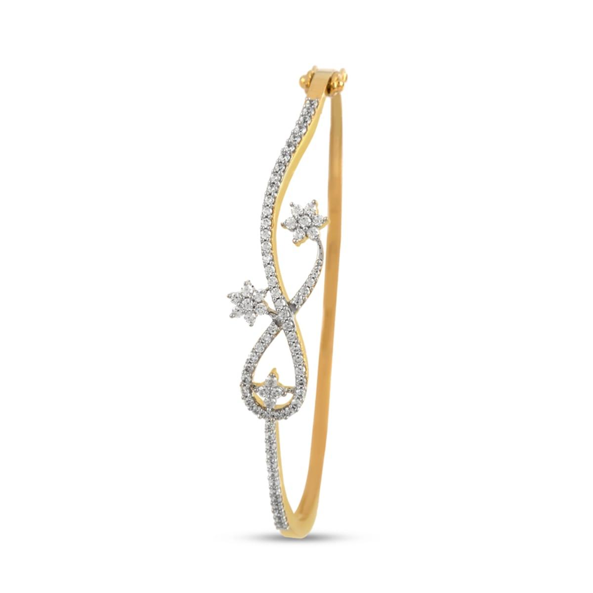 Real Diamond Bracelets 14