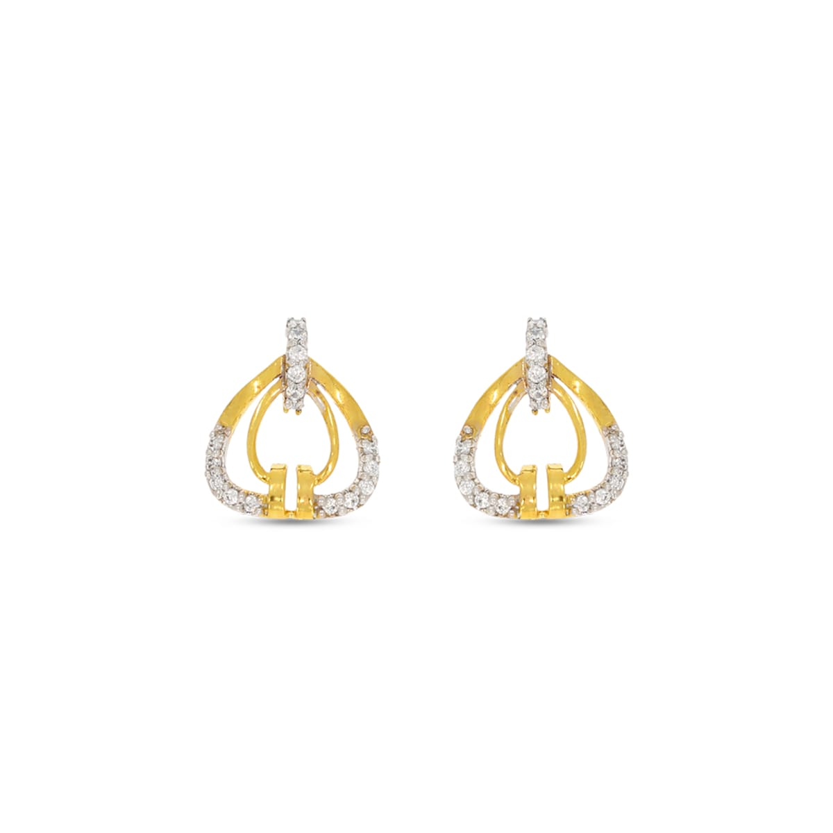 Real Diamond Earring 1