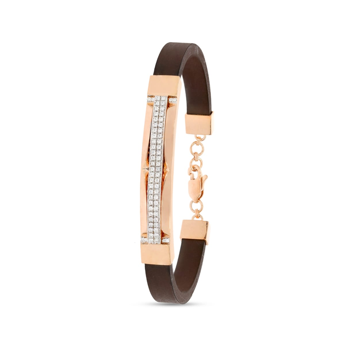 Real Diamond Gents Bracelet 5
