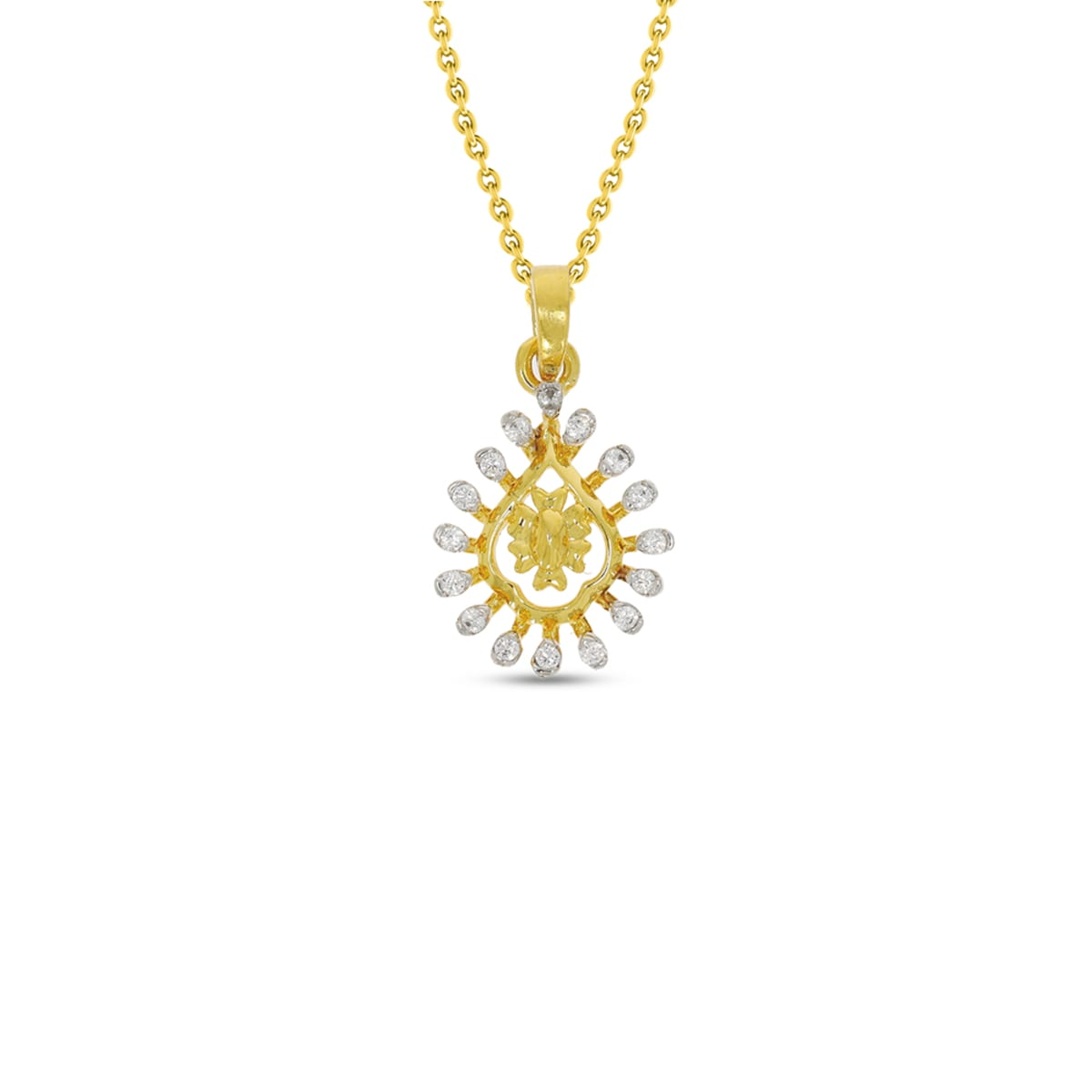 Real Diamond Pendant 3