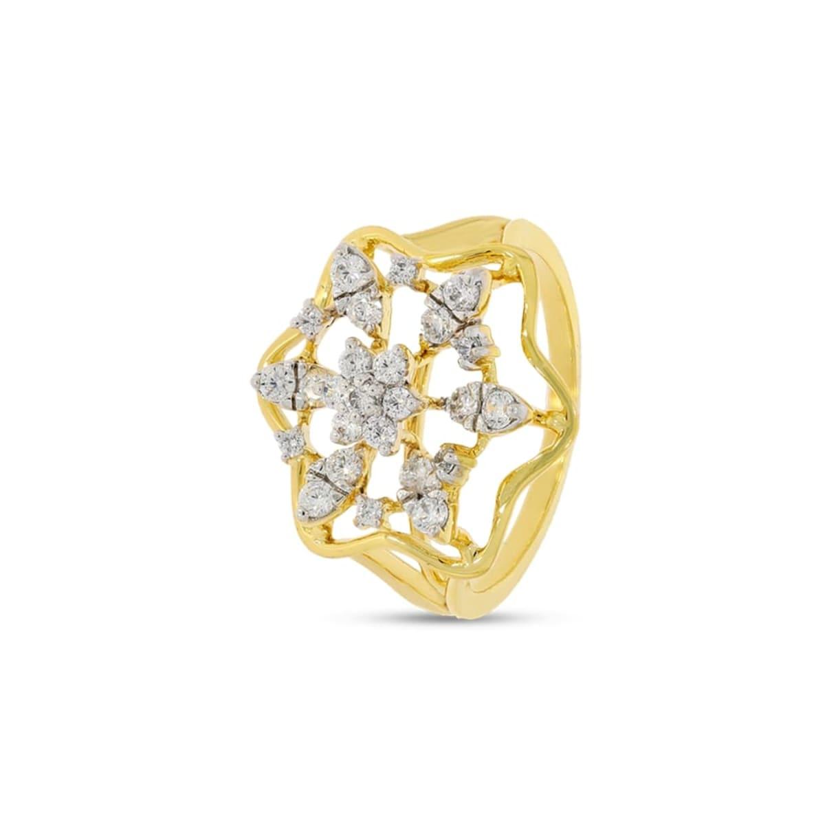 Real Diamond Ring 3