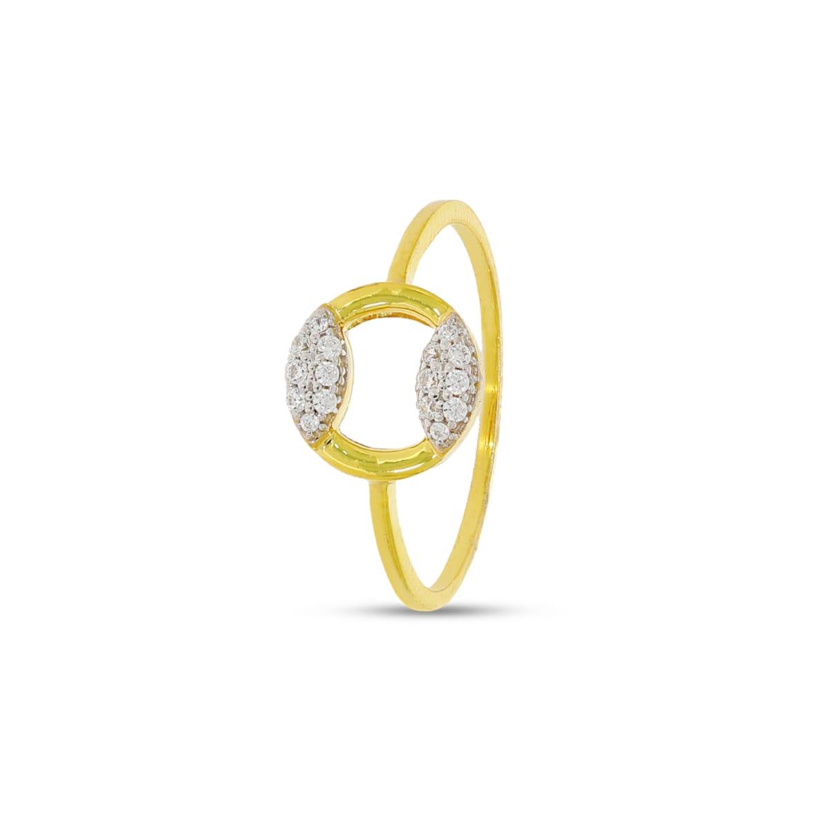 16 Pcs Real Diamond Ring