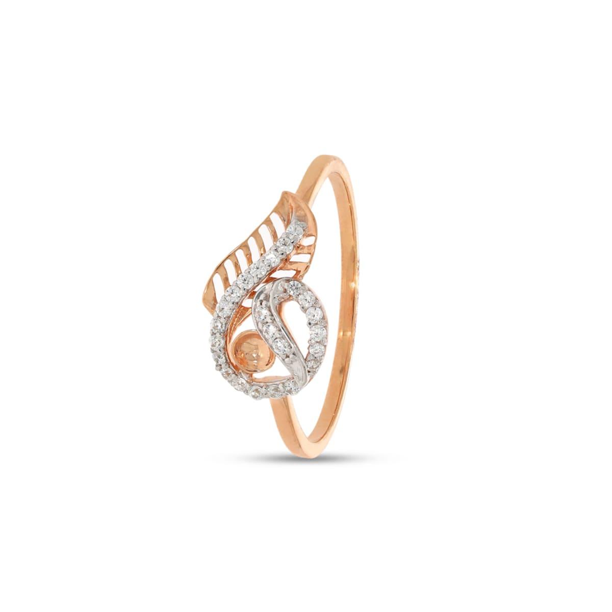 Real Diamond Ring 19