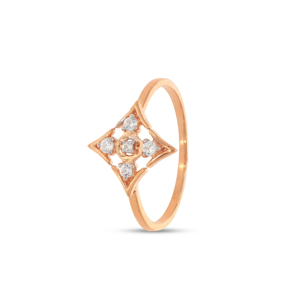 Real Diamond Ring 21