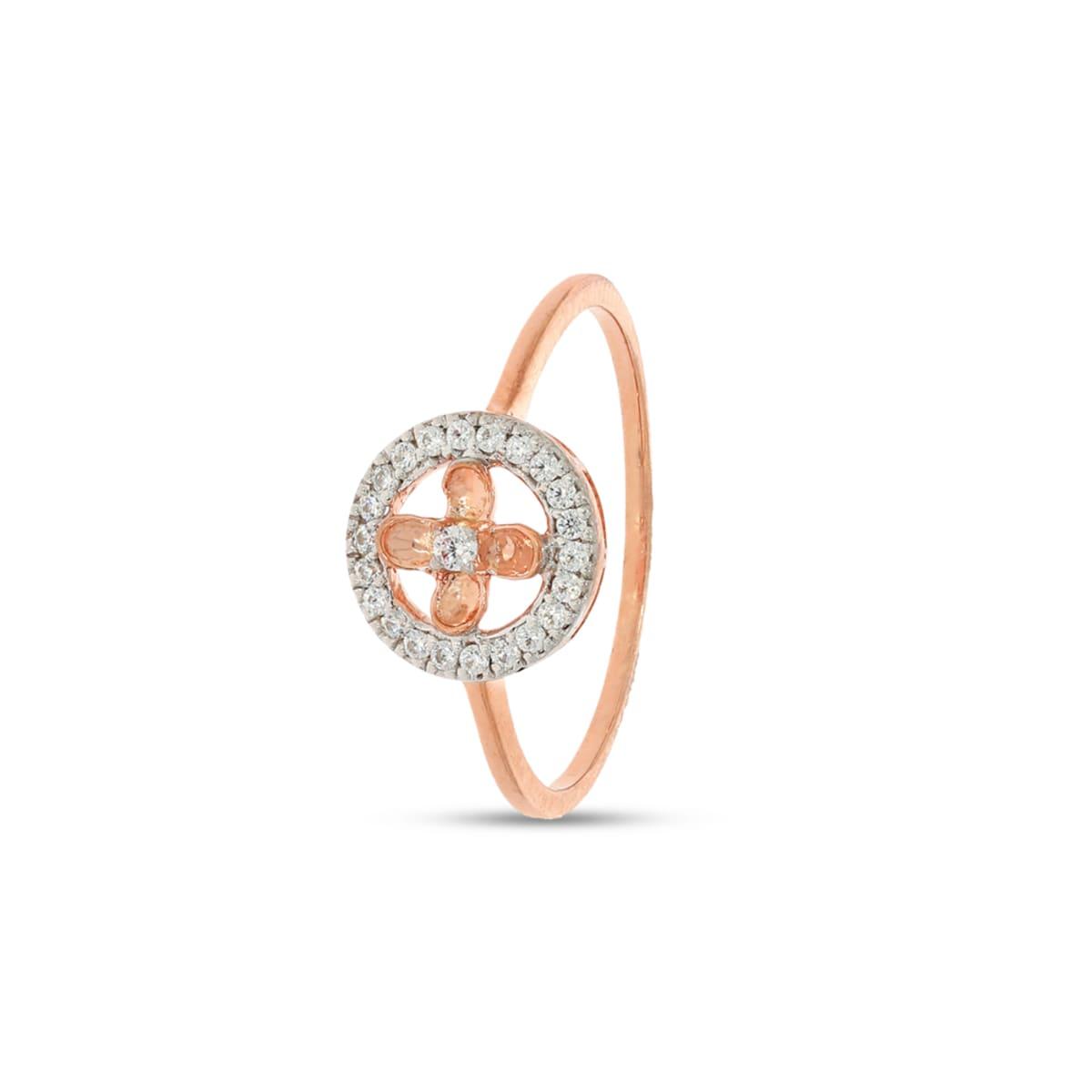 Real Diamond Ring 36