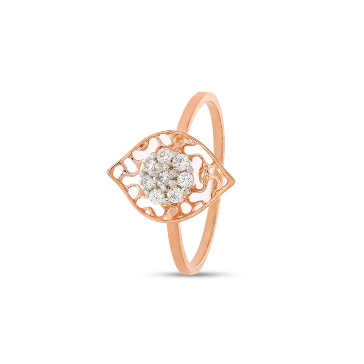 Real Diamond Ring 37