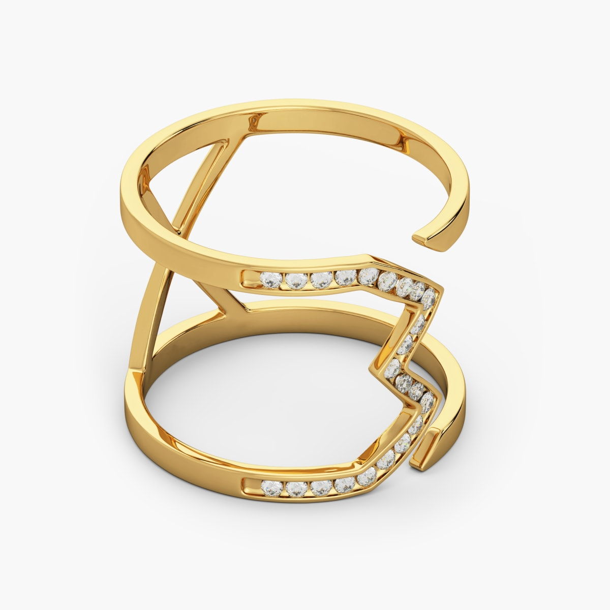 The Isabella Ring For Her