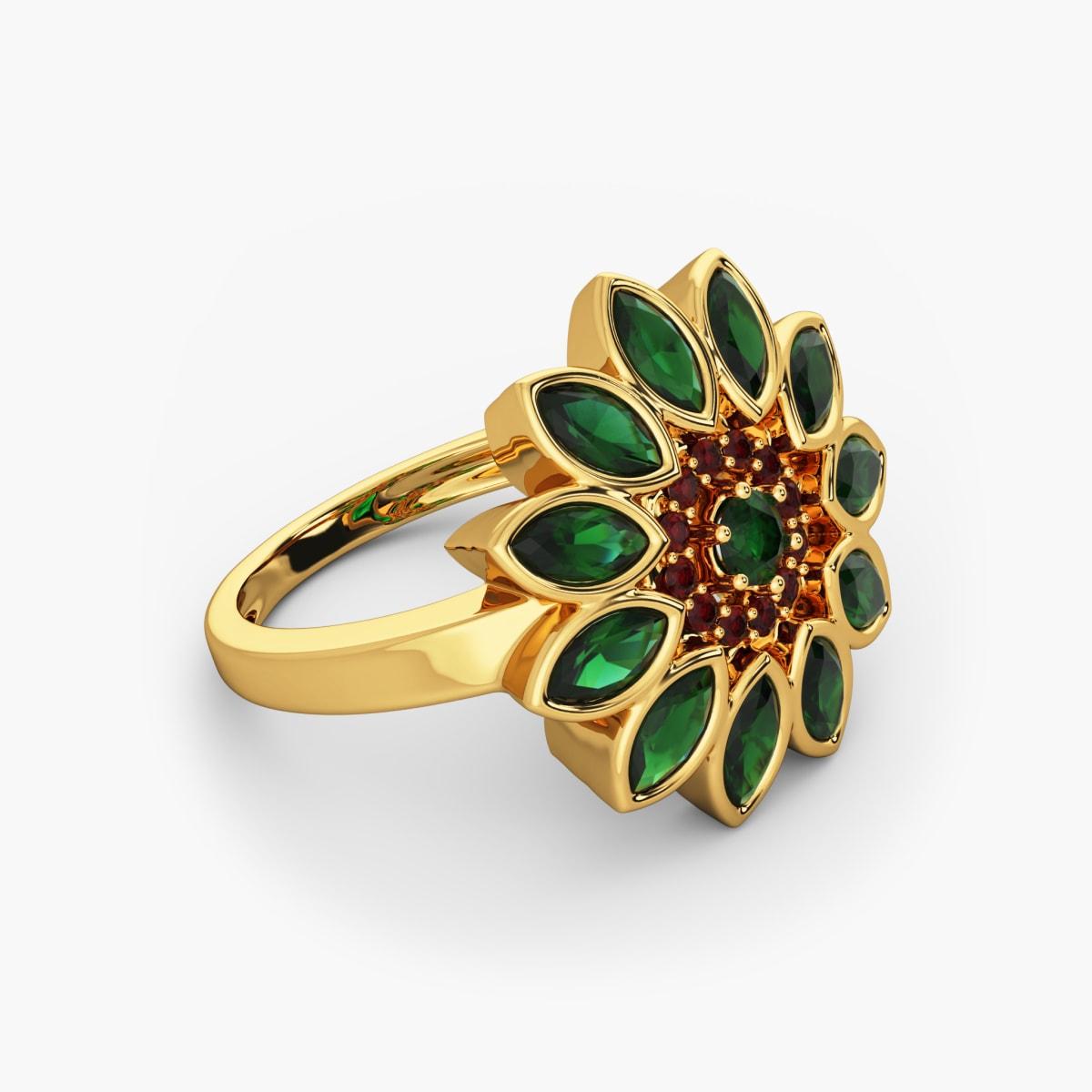 Cocktail Designer Ring