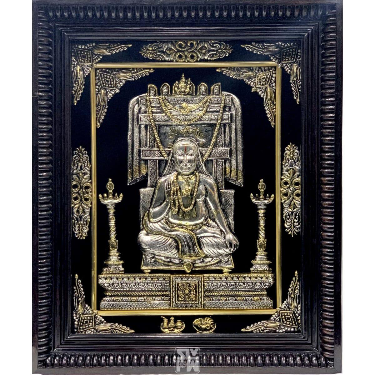 Raghavendra 19x23 Antique Finish