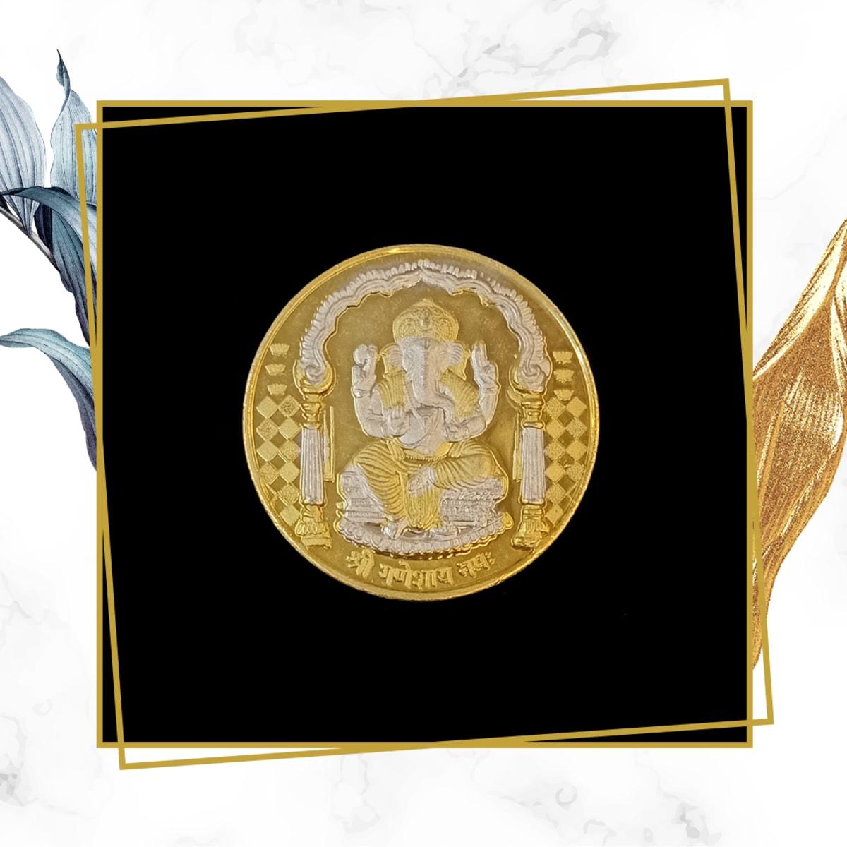 Ganesha Coin 20 Grams
