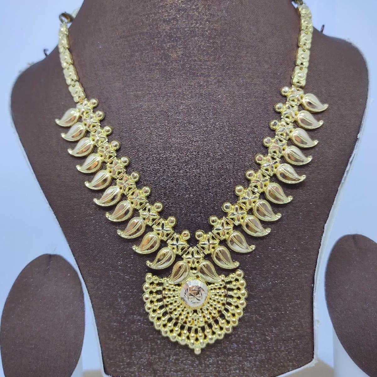 Kerala Mango Necklace