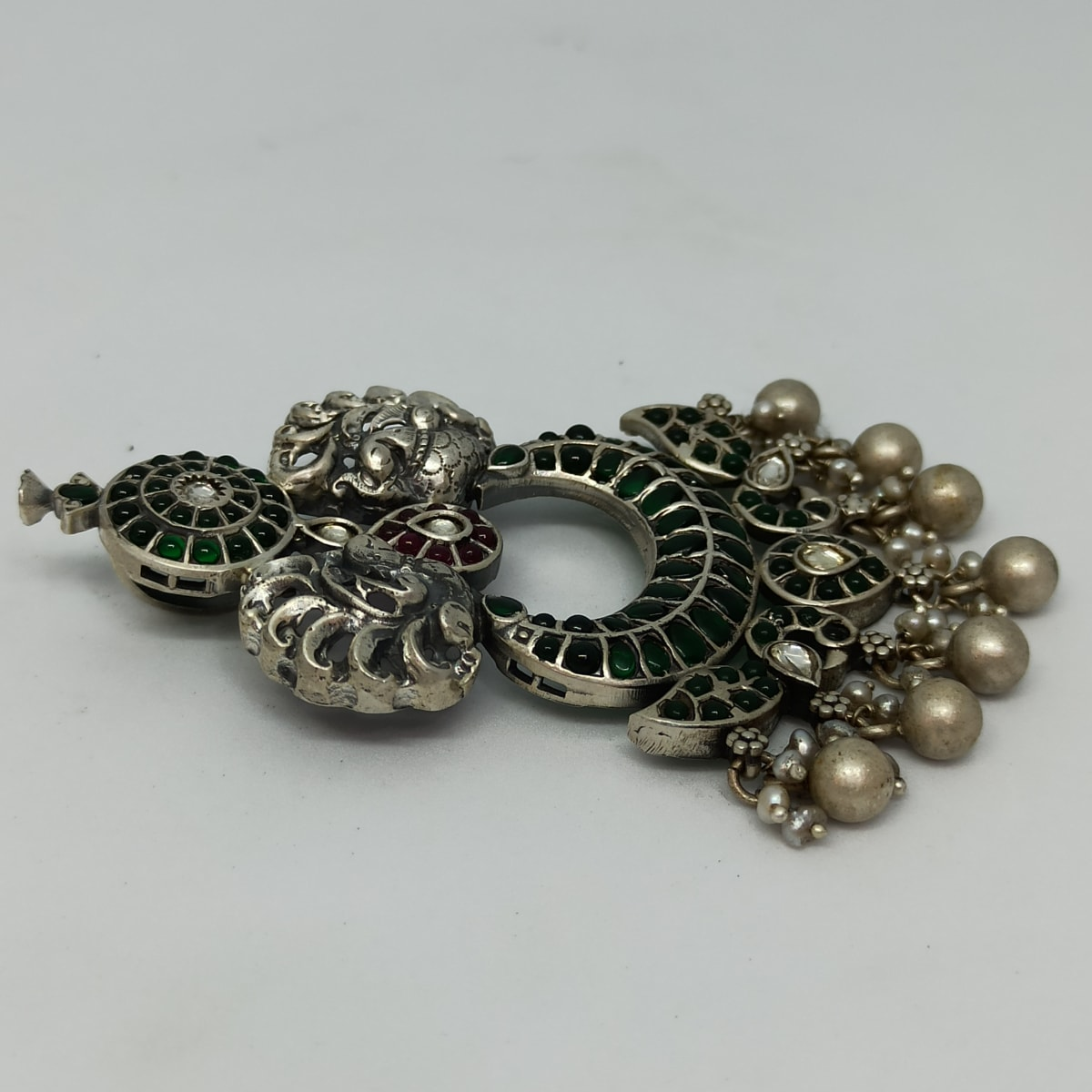 Peacock Pendant For Her