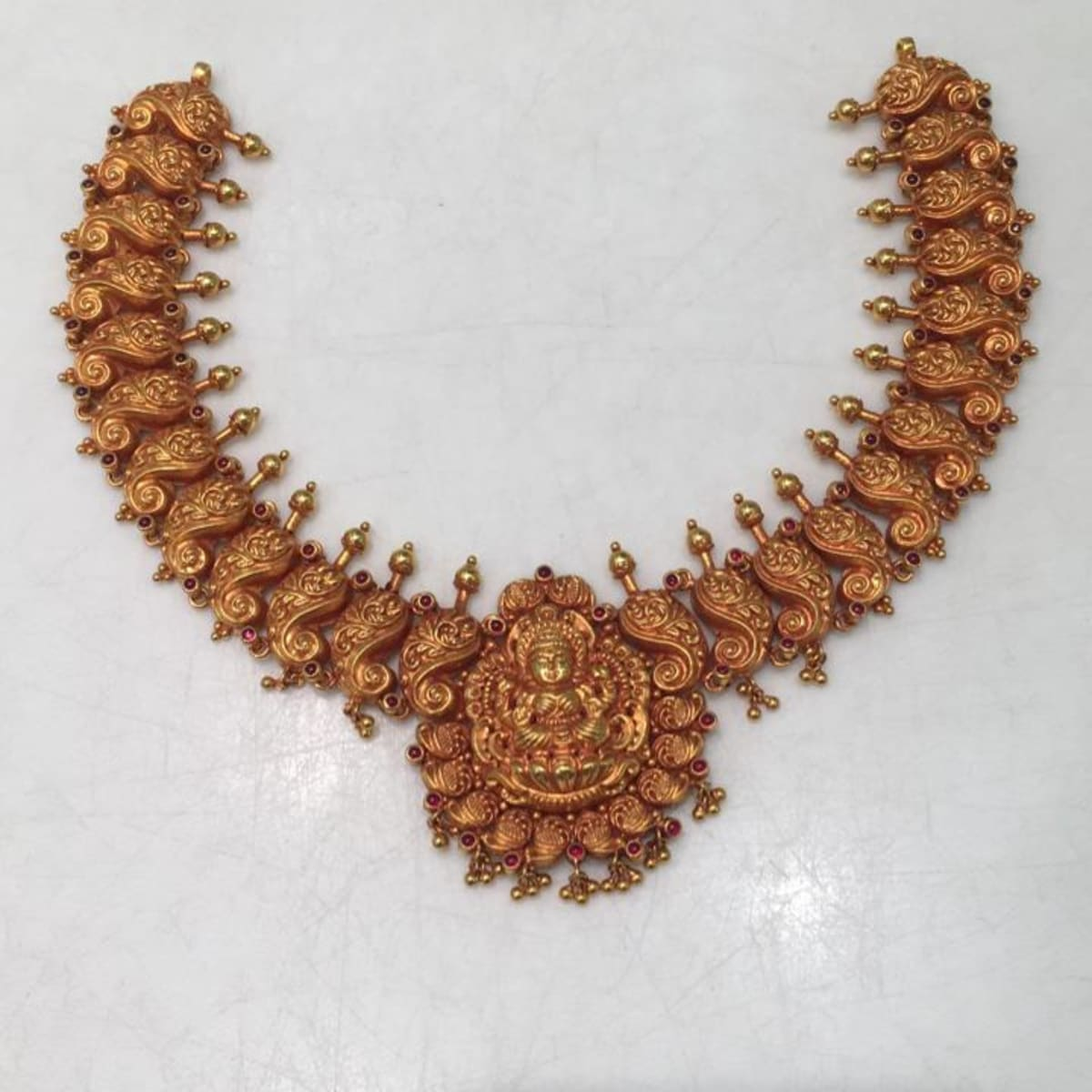 Antique Manga Necklace