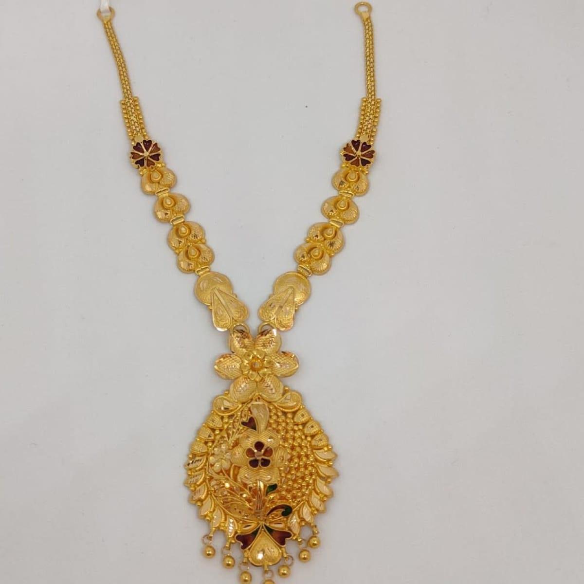 Cb Enamel Necklace
