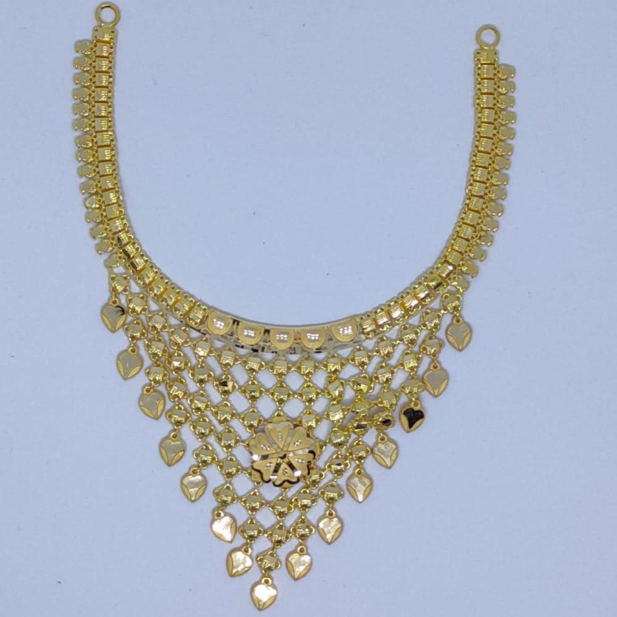 Jhali Necklace