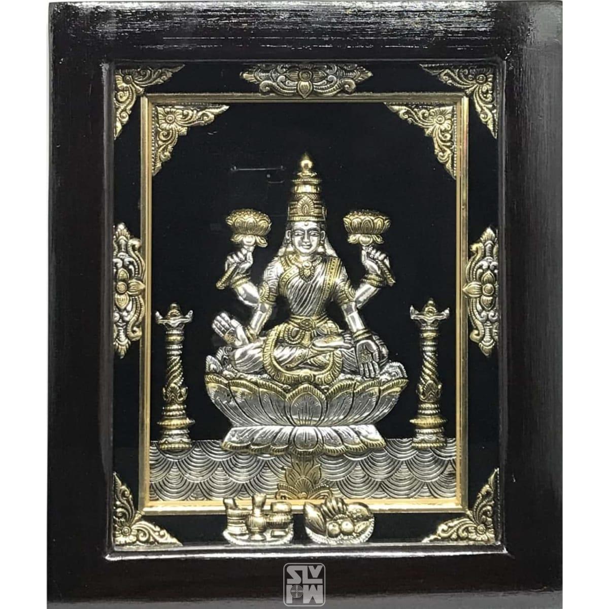 Lakshmi 12x14 Antique Finish
