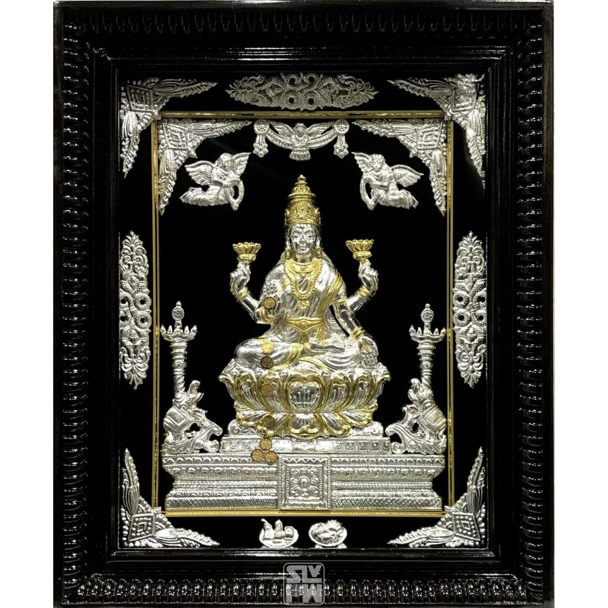 Lakshmi 19x23 Gold Polish