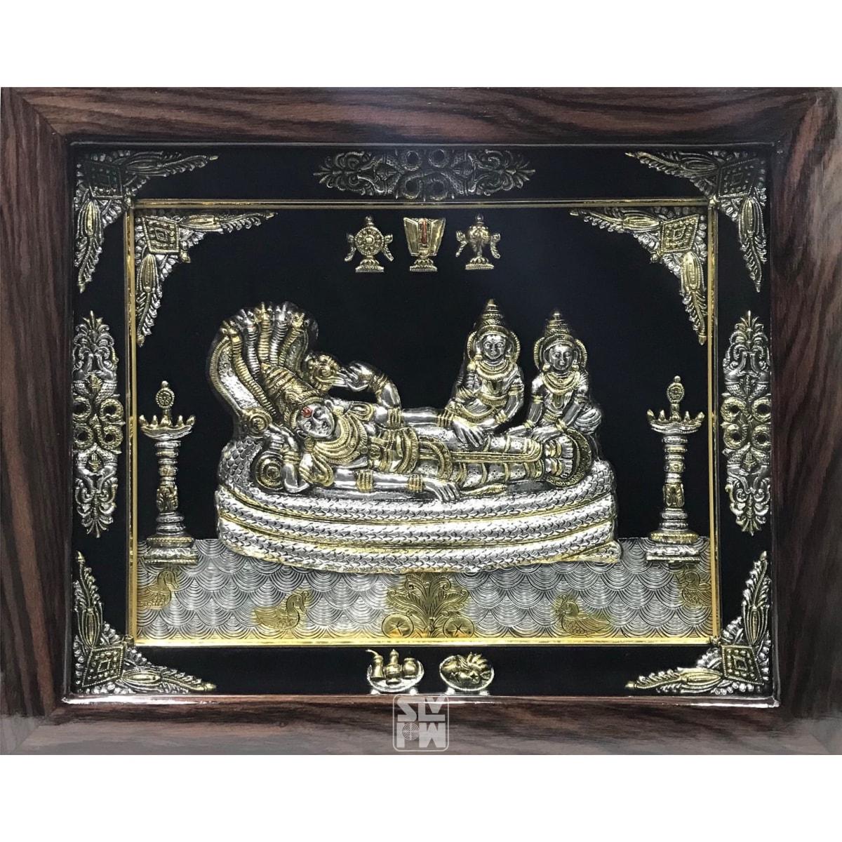 Ranganatha 18x22 Antique Finish