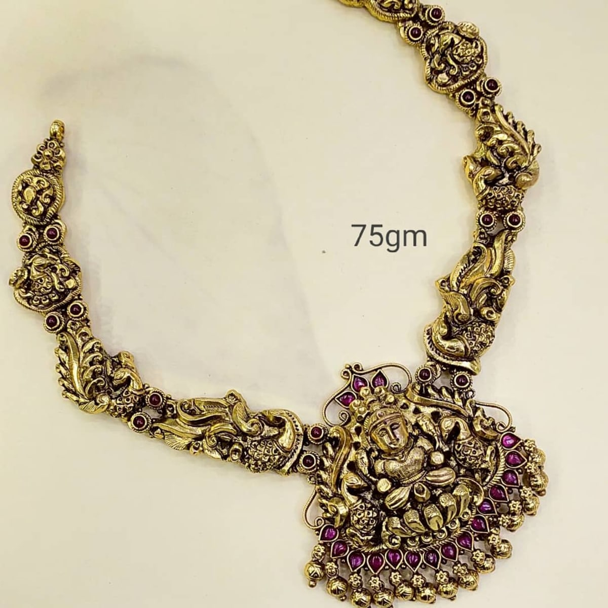 925 Silver Gold Plated Nakash Jewellery
