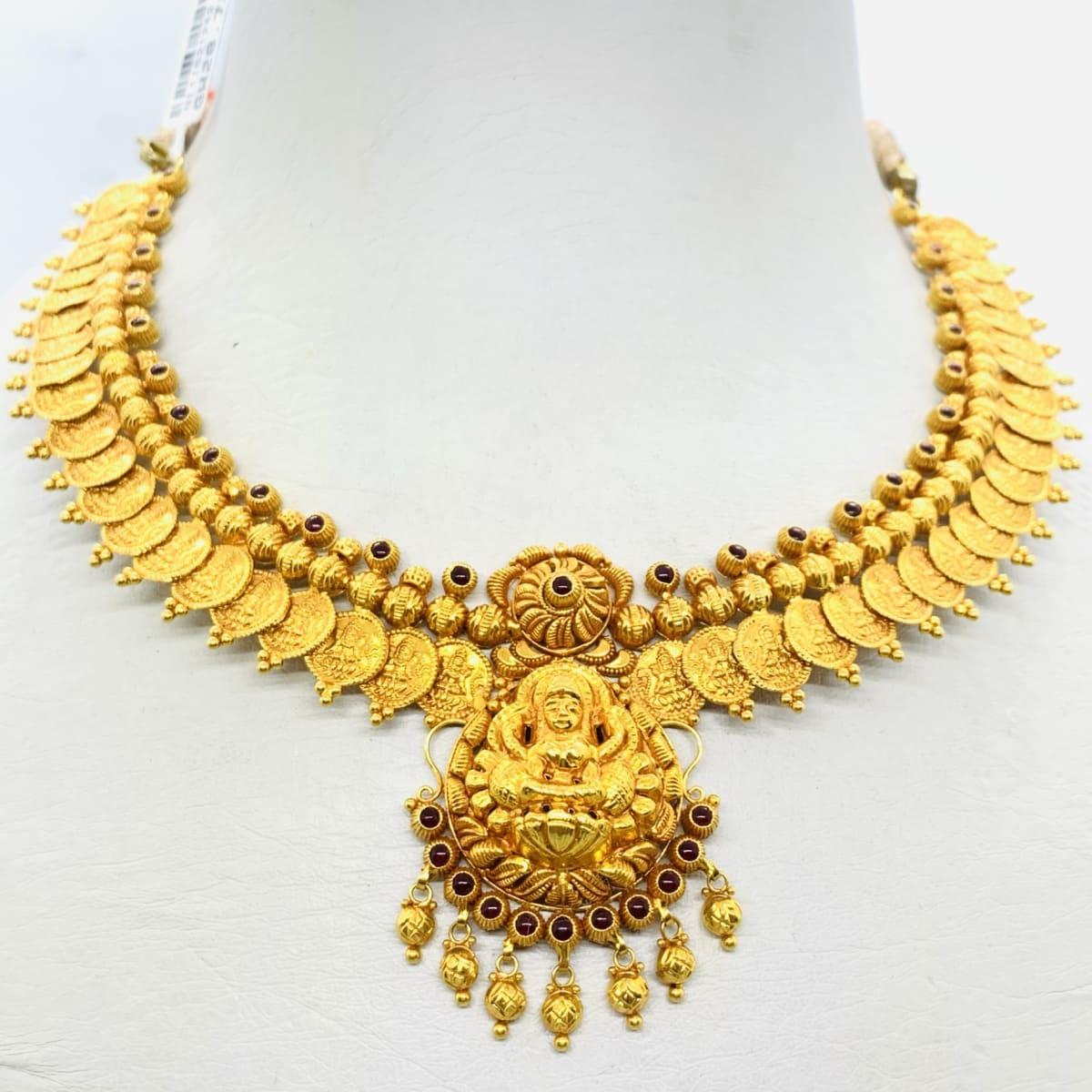 Lakshmi Kaas Necklace 2