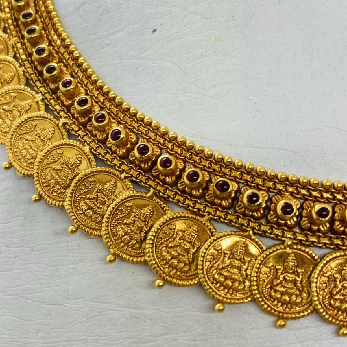 Lakshmi Kaas Necklace