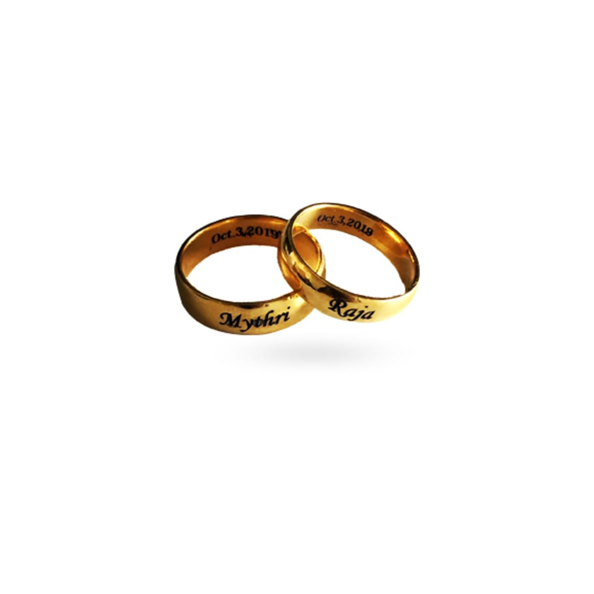 Couples Ring 12