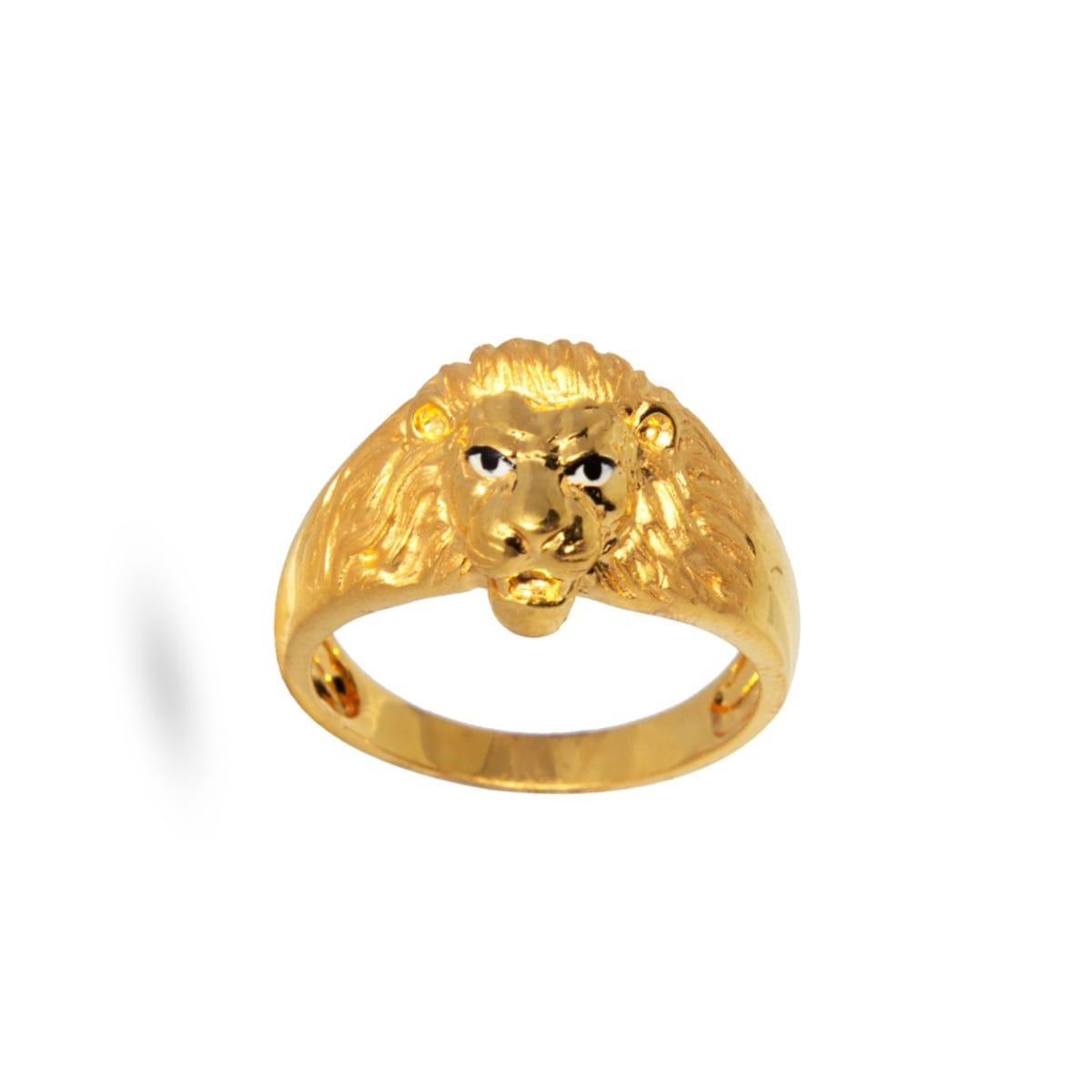 Getti Lion Ring