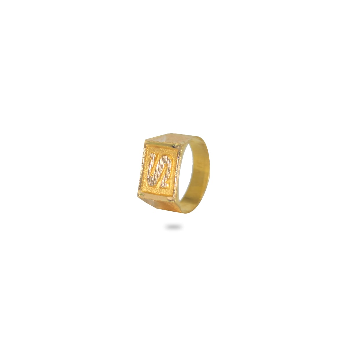 S Initial Baby Ring
