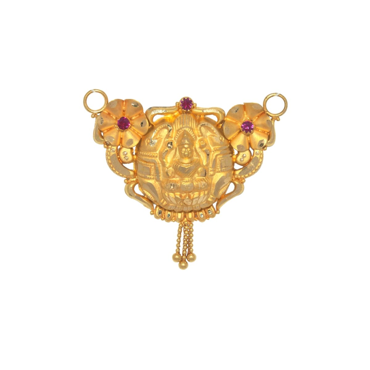 Mahalakshmi Double Hook Pendant