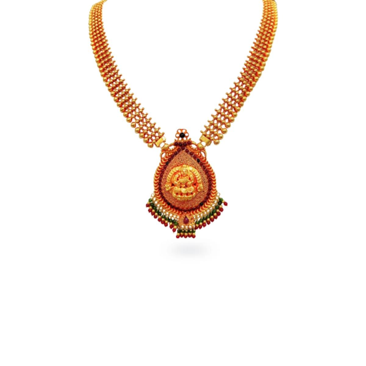 Antique Mahalakshmi Haram