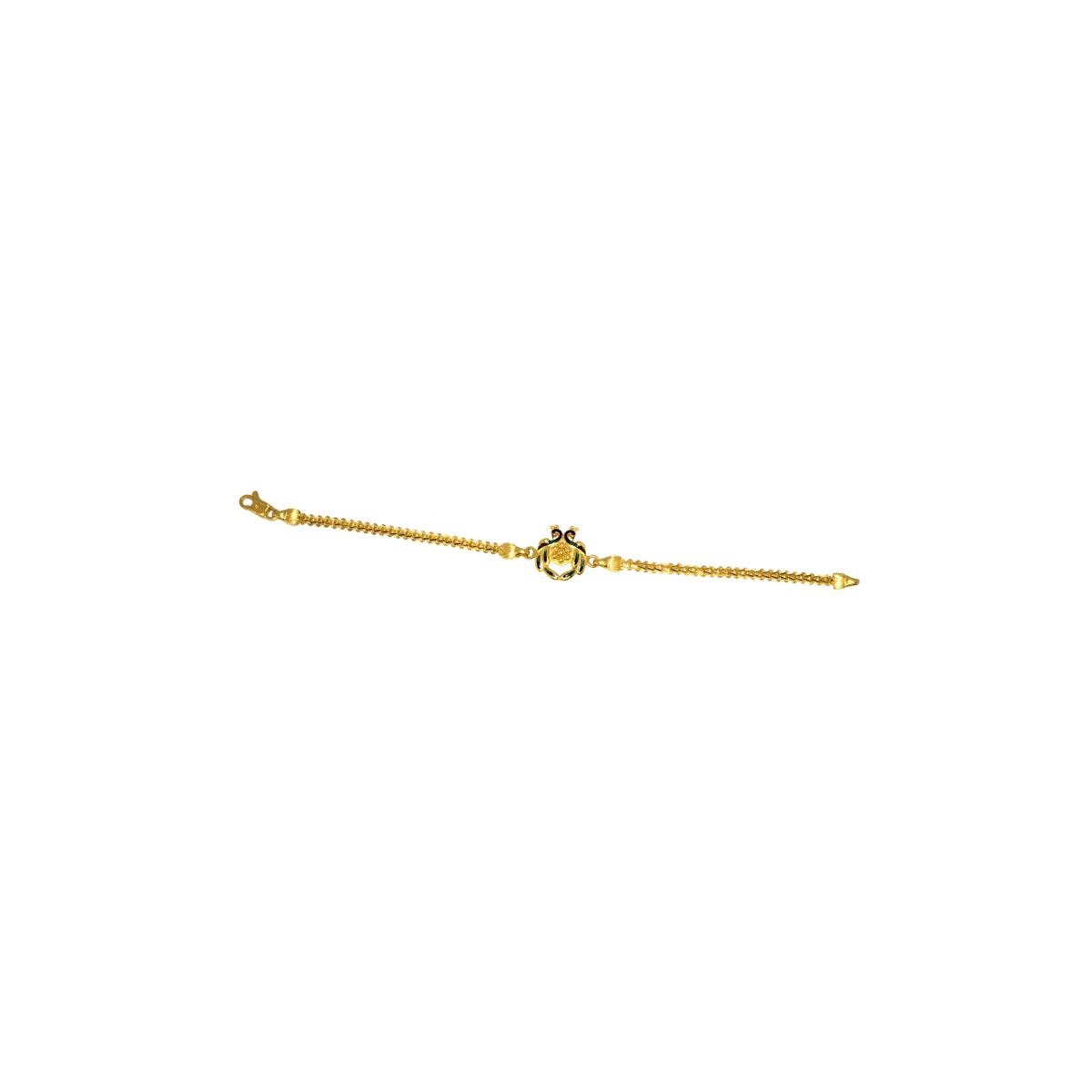 Peacock Womens Bracelet