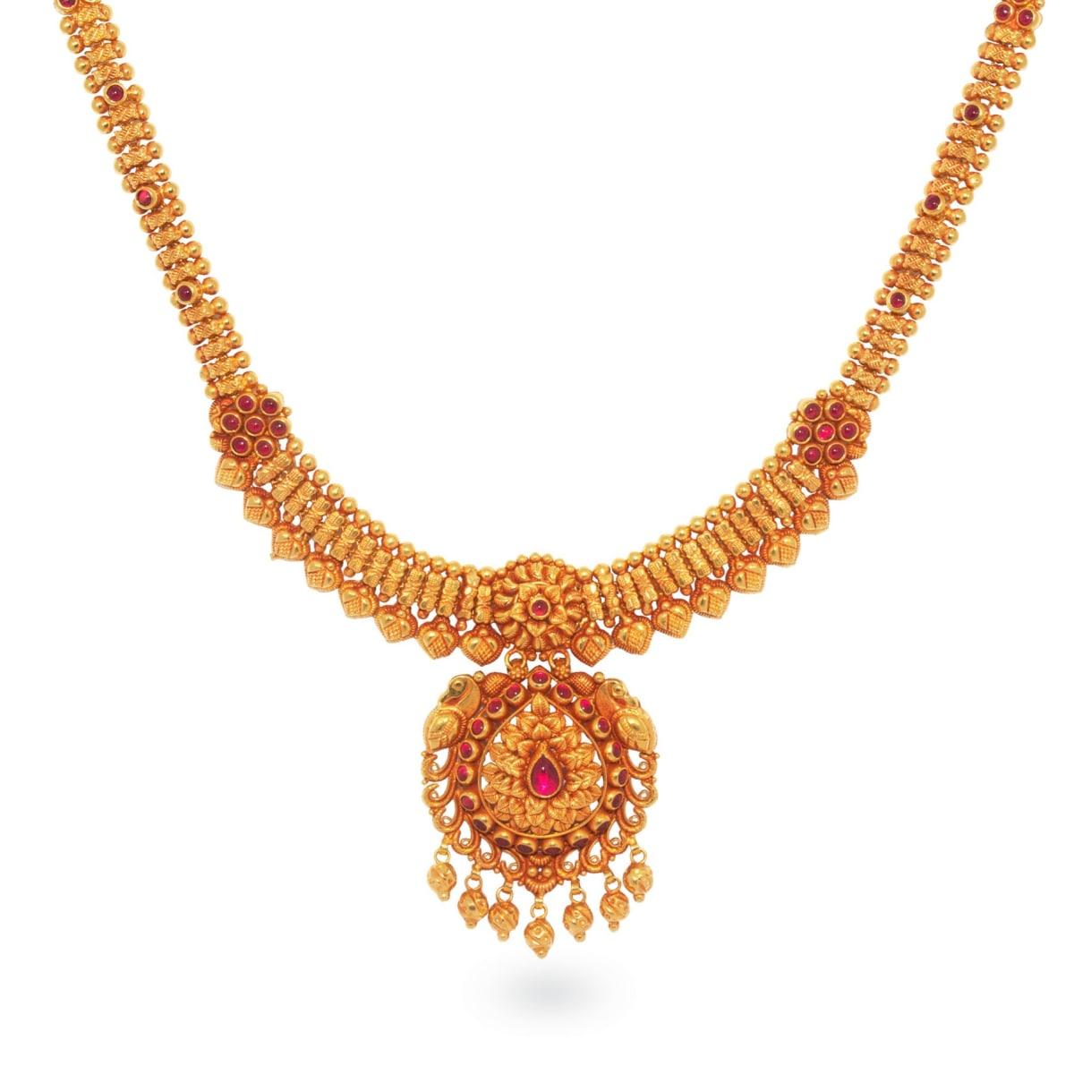 Dhanashree Necklace