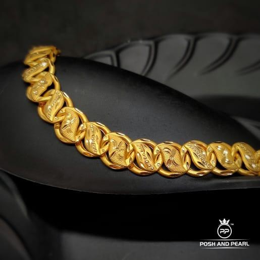 S Shape Indo Bracelet Pp0119